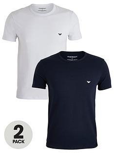 emporio-armani-bodywear-pure-cotton-stretch-slim-fit-t-shirt-2-pack-whitenavy