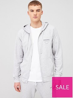emporio-armani-bodywear-thin-eagle-logo-lounge-zip-thru-hoodie-grey