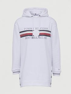 tommy-hilfiger-icon-long-sleeve-sweat-dressnbsp-greynbsp