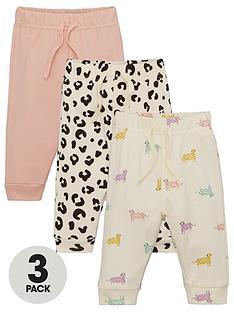 v-by-very-baby-girls-3-pack-animal-jogger-multi