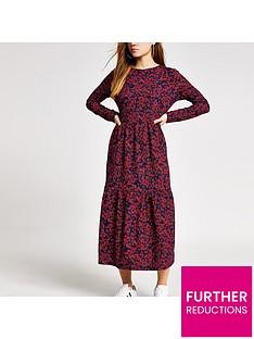 ri-petite-floral-midi-dress-red