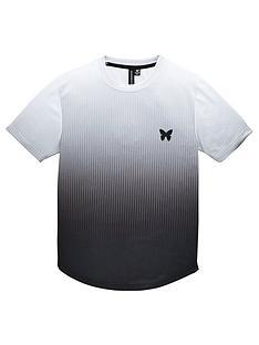 good-for-nothing-boys-fade-short-sleeve-t-shirt-black
