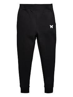 good-for-nothing-boys-logo-jog-pants-black