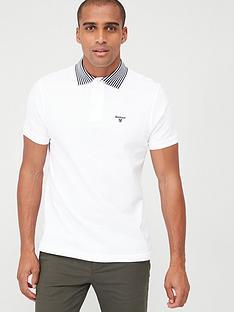 barbour-stripe-collar-polo-white