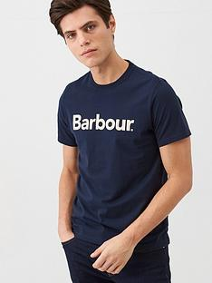 barbour-large-logo-t-shirt-navy