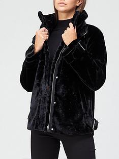 v-by-very-faux-fur-shearling-jacket-black