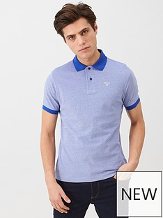 barbour-contrast-collar-polo