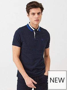 barbour-large-tipped-collar-polo