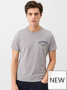 barbour-small-chest-logo-t-shirt