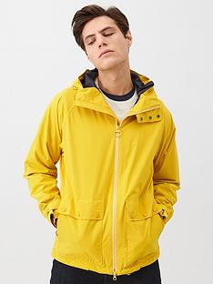 barbour-weld-waterproof-jacket-yellow
