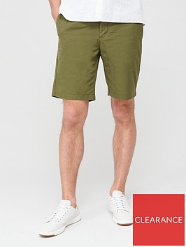 barbour-bay-ripstop-shorts-green