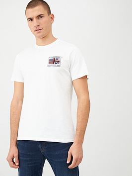 barbour-international-steve-mcqueen-team-flags-t-shirt-white