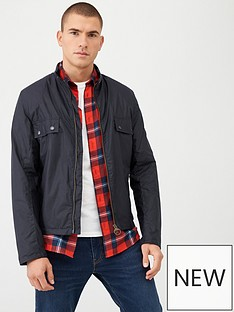 barbour-international-steve-mcqueen-wilkin-wax-jacket-navy