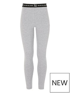 river-island-girlswaistband-legging--grey
