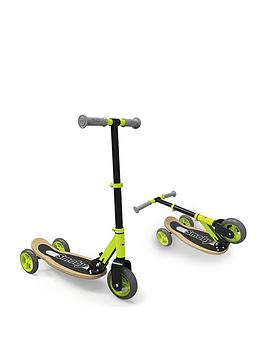 Smoby Wooden Scooter