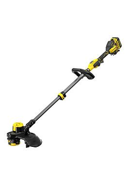 stanley-fatmax-sfmcstb933m-gb-v20-18v-lithium-ion-brushless-cordless-string-trimmer-with-40ah-battery