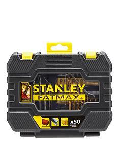 stanley-fatmax-sta88542-xj-50-piece-drill-amp-screwdriving-set