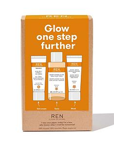 ren-clean-skincare-glow-one-step-further-regime-kit