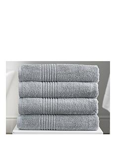 eden-egyptian-pair-of-cotton-towels-silver