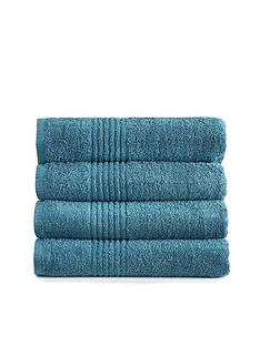eden-egyptian-pair-of-cotton-bath-towels-teal