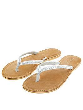 monsoon-parker-plait-leather-toe-post-sandal-silver