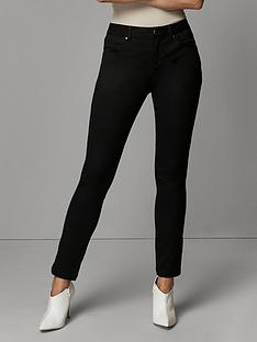 wallis-petite-double-welt-tinseltown-jean-black