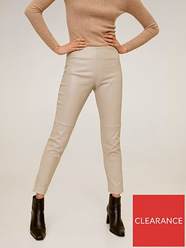 mango-faux-leather-basic-skinny-trouser-light-pink