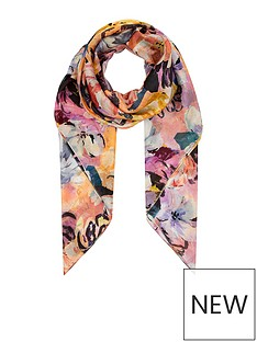 monsoon-monsoon-marie-floral-silk-square-scarf