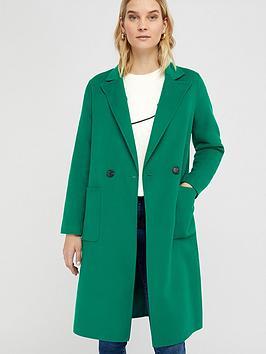 monsoon-rachel-midi-coat-green