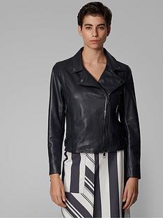 boss-casual-juana-leather-jacket