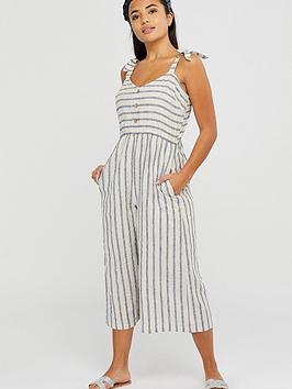 accessorize-woven-stripe-jumpsuit-natural
