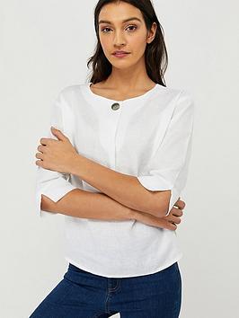 monsoon-scarletnbsplinen-t-shirt-white