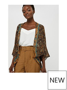 monsoon-dua-ditzy-floral-cocoon-cover-up-multi