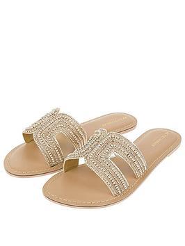 accessorize-bella-beaded-slider-gold