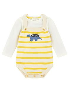 monsoon-baby-boys-duke-dino-knitted-romper-amp-t-shirt-mustard