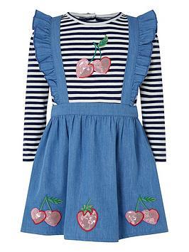 monsoon-baby-girls-cherry-pinny-t-shirt-blue