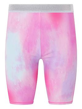 monsoon-girls-alice-tie-dye-cycling-short-pink