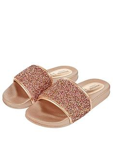 monsoon-girls-sparkle-demi-dazzle-slider-rose-gold