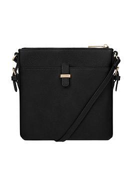 accessorize-modern-messenger-black