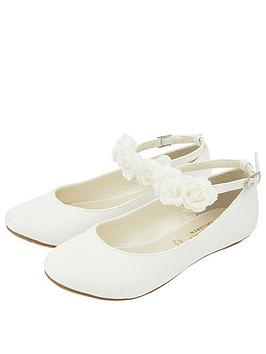 monsoon-girls-amy-corsage-ankle-strap-ballerina-ivory