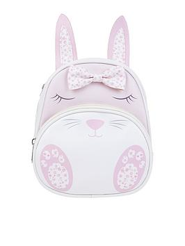 monsoon-girls-bunny-bow-backpack-pink