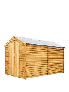 mercia-10x6-value-overlap-dip-treated-apex-shed