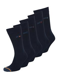 superdry-five-pack-sock-navy