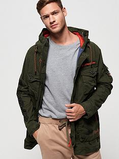superdry-mixed-rookie-parka-jacket-green