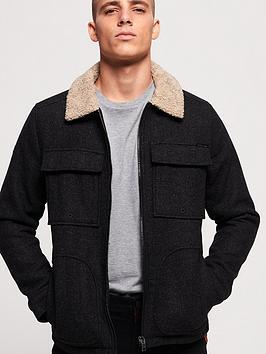 superdry-mason-wool-blend-trucker-jacket-black