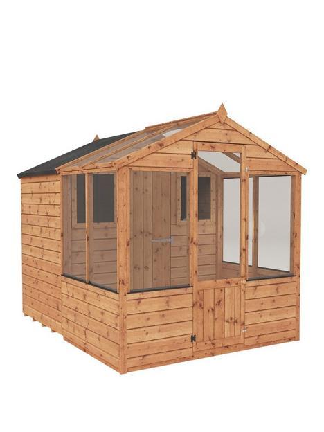 mercia-8x6-shiplap-dip-treated-combi-shed-greenhouse