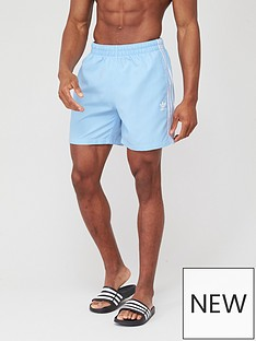adidas-originals-3-stripe-swim-shorts-blue