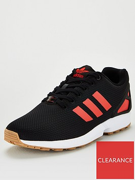 adidas-originals-zx-flux-blackwhitered