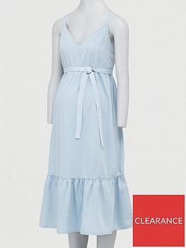 mama-licious-maternity-denim-midi-dress-light-bluenbsp