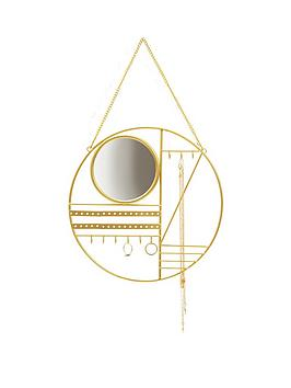 sass-belle-abstract-gold-jewellery-hanger